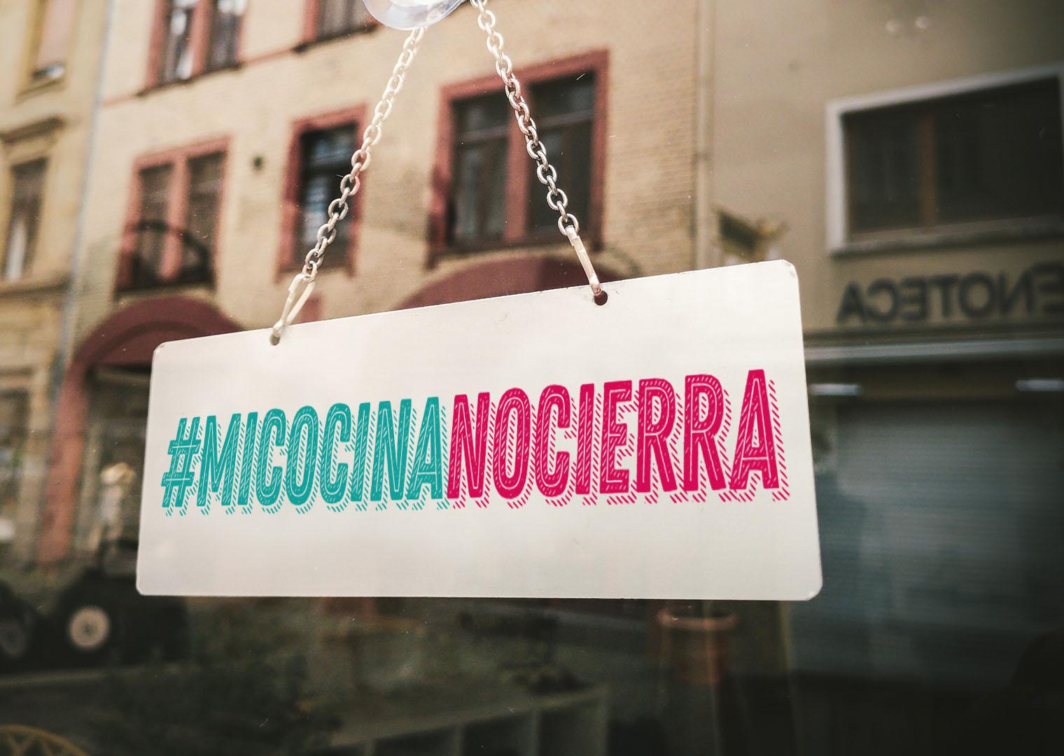 #micocinanocierra