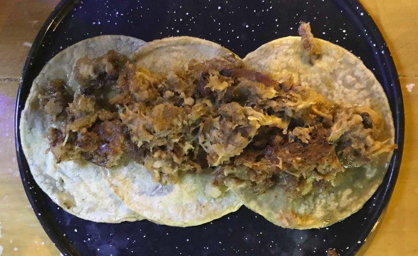 Tacos Piñata Bar