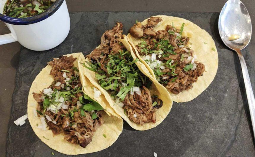 Tacos Tlaxcal Barcelona